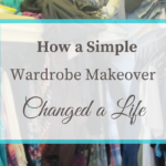 How a Simple Wardrobe Makeover Changed a Life